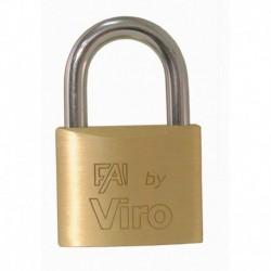 VIRO ART. 552 LUCCHETTO RETT. MM. 25