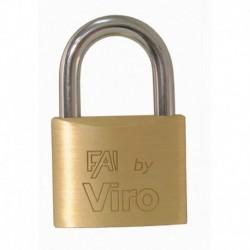 VIRO ART. 553 LUCCHETTO RETT. MM. 30