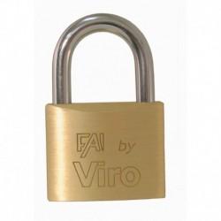 VIRO ART. 554 LUCCHETTO RETT. MM. 40
