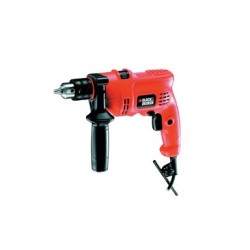 TRAPANO A PERCUSSIONE BLACK&DECKER 500 W. REVERSIBILE. MOD.KR504RE