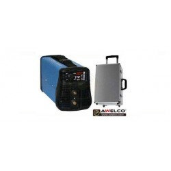 SALDATRICE INVERTER AWELCO 230 V. FORNITA IN VALIGETTA CON KIT DI SALDATURA,  MOD. MONSTER  205.